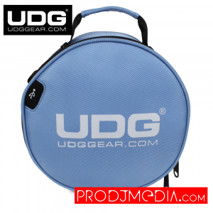 UDG Ultimate DIGI Headphone Bag Light Blue U9950LB