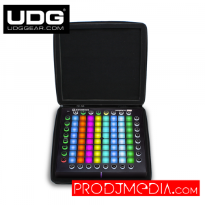 UDG Creator Novation Launchpad Pro Hardcase Black U8430BL