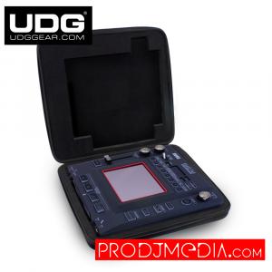 UDG Creator Korg Kaoss Pad KP3+/Kaossilator Pro+ Hardcase Black U8433BL