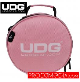 UDG Ultimate DIGI Headphone Bag Pink U9950PK