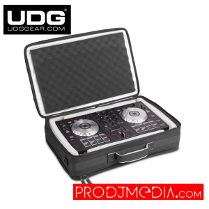 UDG Urbanite MIDI Controller FlightBag Medium Black U7001BL