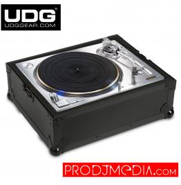 UDG Ultimate Flightcase Multiformat Turntable U91030BL