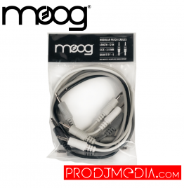 MOOG Mother-32 Patch Cables (12 inch)