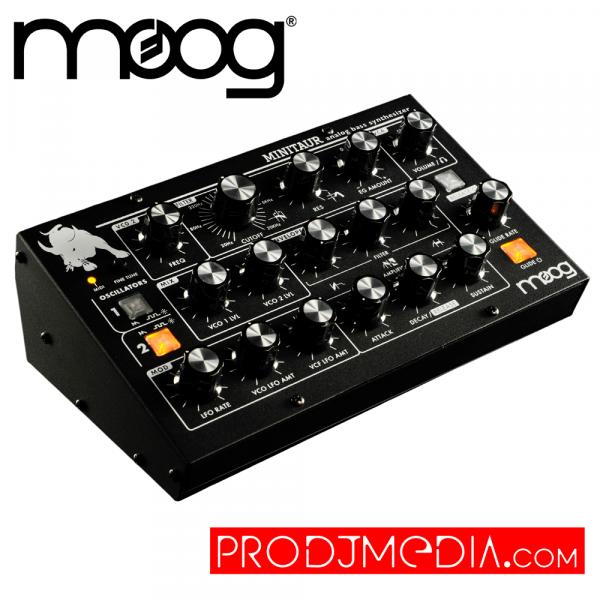 MOOG Minitaur Analog Bass Sinthesizer