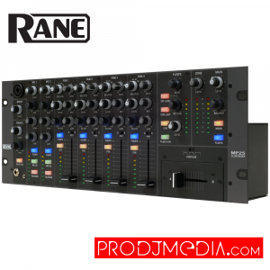 Rane DJ MP25 Club Mixer