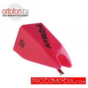 Ortofon DJ Scratch replacement stylus