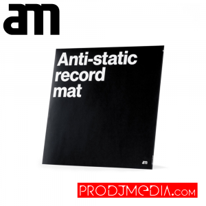 AM-Denmark Anti-Static Record Mat