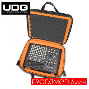 UDG Ultimate MIDI Controller SlingBag Medium Black/Orange U9012