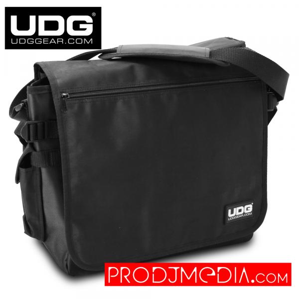 UDG Ultimate CourierBag Black U9450BL