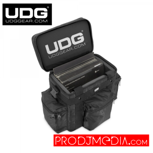 UDG Ultimate SoftBag LP 60 Small Black U9552BL