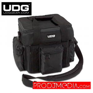 UDG Ultimate SoftBag LP 90 Slanted Black U9612BL
