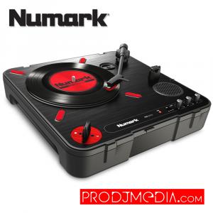 Numark Pt-01 Scratch