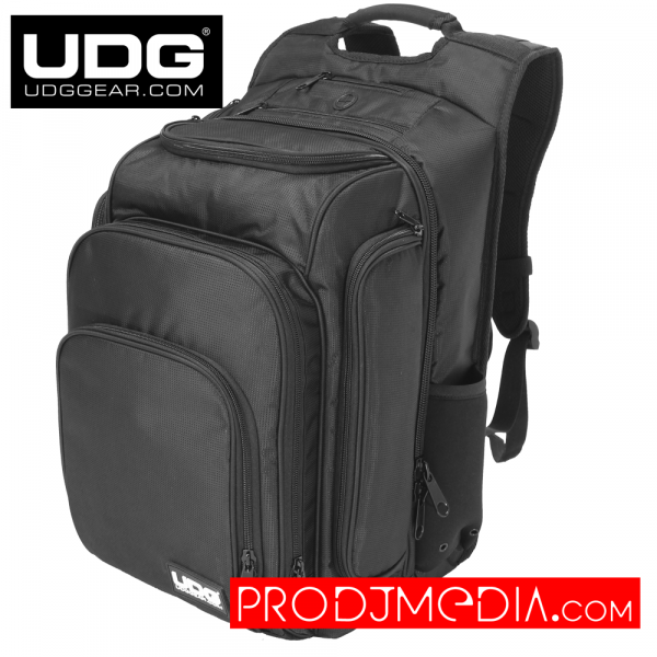 UDG Ultimate DIGI Backpack Black/Orange U9101BL/OR