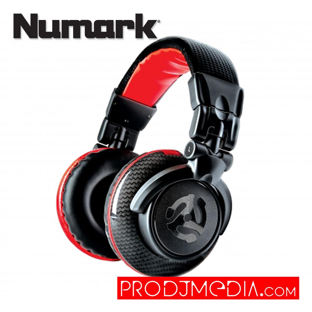 Numark Red Wave Carbon Audífonos