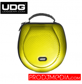 UDG Creator Headphone Case Large Yellow PU U8202YL