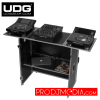 UDG Ultimate Fold Out DJ Table Silver Plus (ruedas) U92049SL