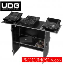 UDG Ultimate Fold Out DJ Table Silver Plus (ruedas) U92049SL