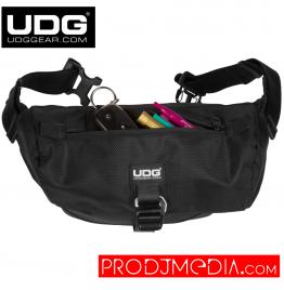 UDG Ultimate Waist Bag Black U9990BL