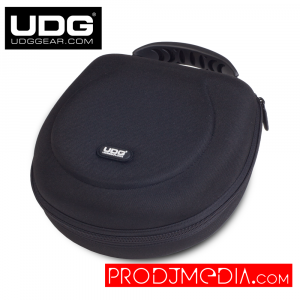 UDG Creator Headphone Case Large Black U8200BL