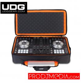 UDG Ultimate MIDI Controller Backpack Large Black/Orange Inside MK2 U9104BL/OR