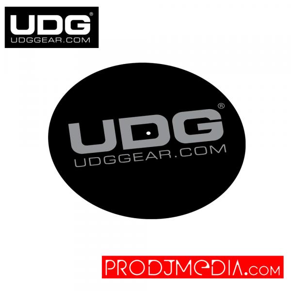 UDG Slipmat Set Black / Silver U9936