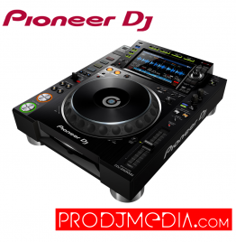 Pioneer DJ Compact Discplayer CDJ-2000NXS2