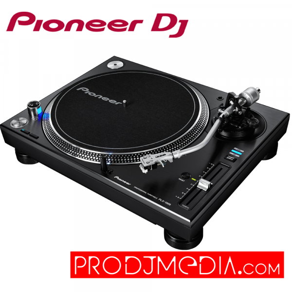 Pioneer DJ Direct Drive Turntable PLX-1000