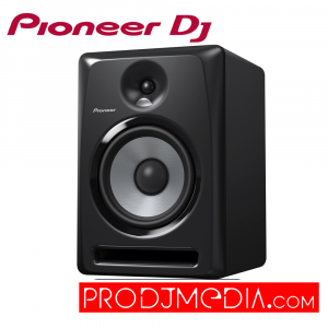Pioneer DJ Powered Speaker S-DJ80X