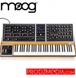 moog one sintetizador