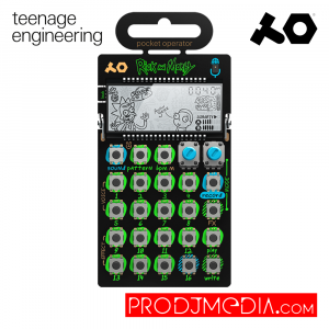 Teenage Engireening PO-137 Rick and Morty
