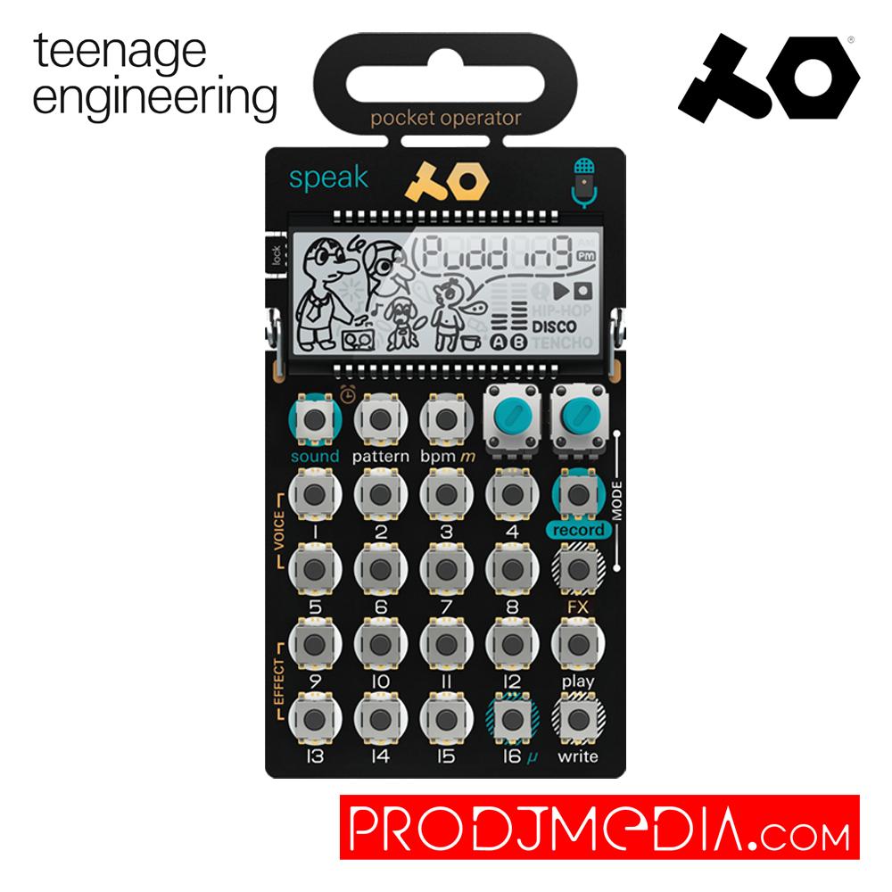 Teenage Engireening- PO-35 Speak