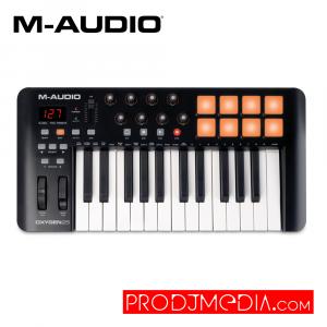 M-Audio Oxygen 25MK IV