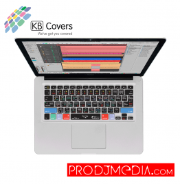 Logic Pro Keyboard Cover