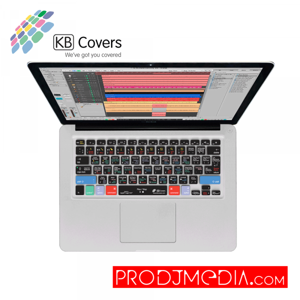 Logic Pro Keyboard Cover