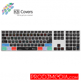 Logic Pro Keyboard Cover Ultra-Thin