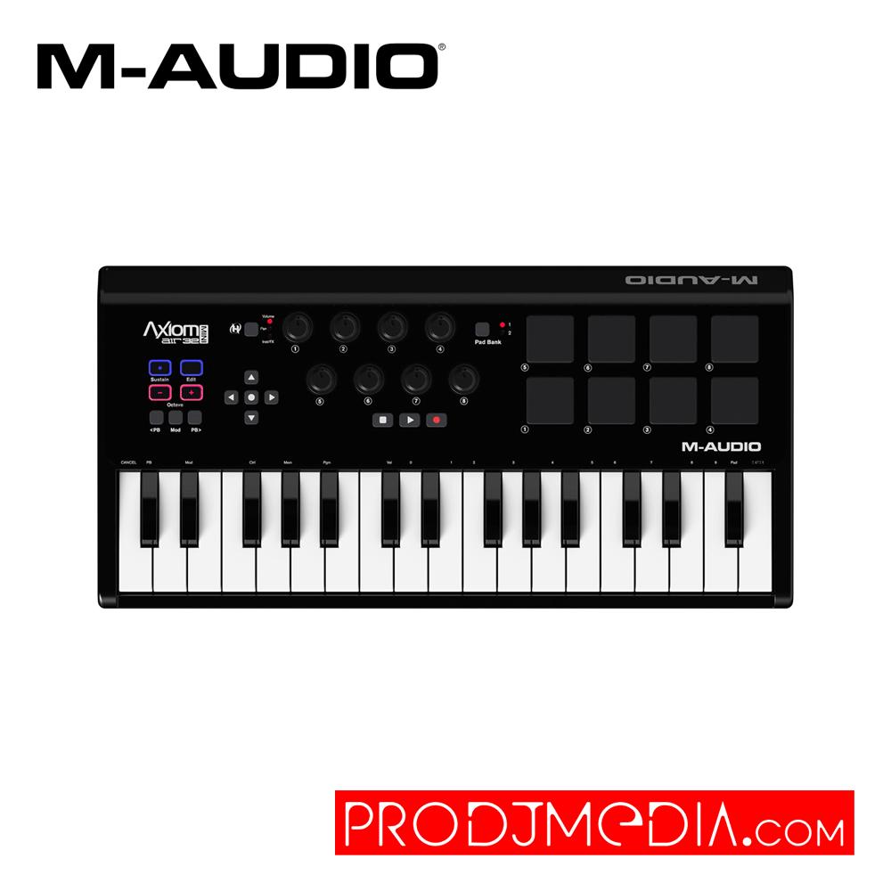 M-Audio Axiom AIR Mini 32 Teclado Midi USB