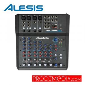 Alesis MULTIMIX 8 USB FX