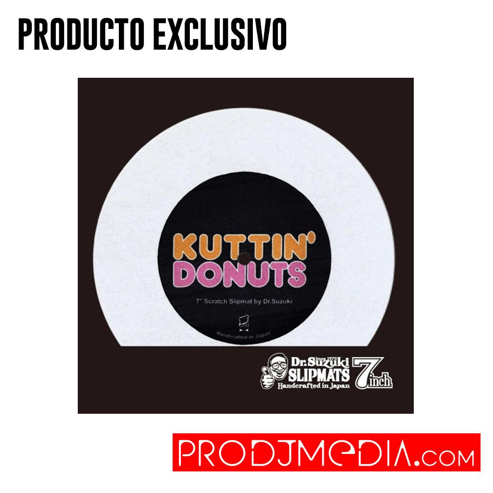 DR. SUZUKI KUTTIN DONUTS - WHITE