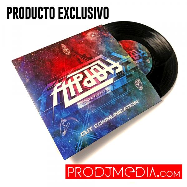 "DJ FLIP FLOP - CUT COMMUNICATION VOL. 1 (7"")"