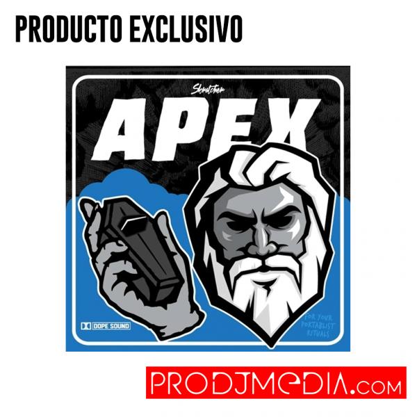 """SKRATCHER APEX 7"""""""