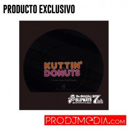 DR. SUZUKI KUTTIN DONUTS - BLACK