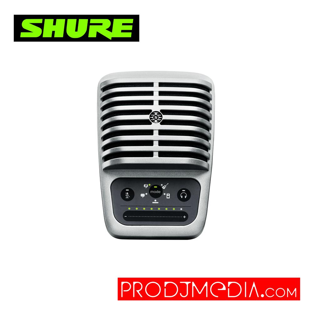 Shure MV51 Micrófono de Condensador