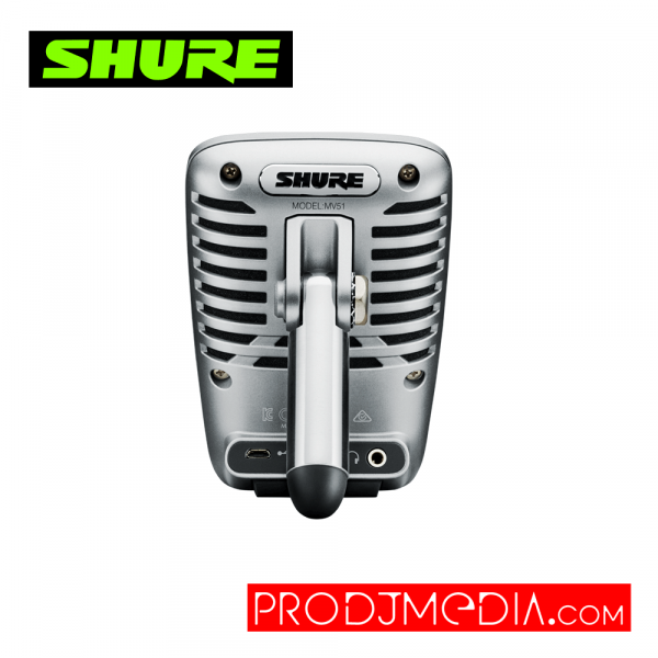Shure MV51 Micrófono de Condensador 2