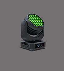 Iluminación DMX Arnet