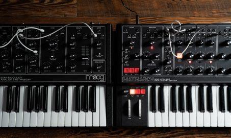 Moog Presenta los Dark Series para el Matriarch y el Grandmother