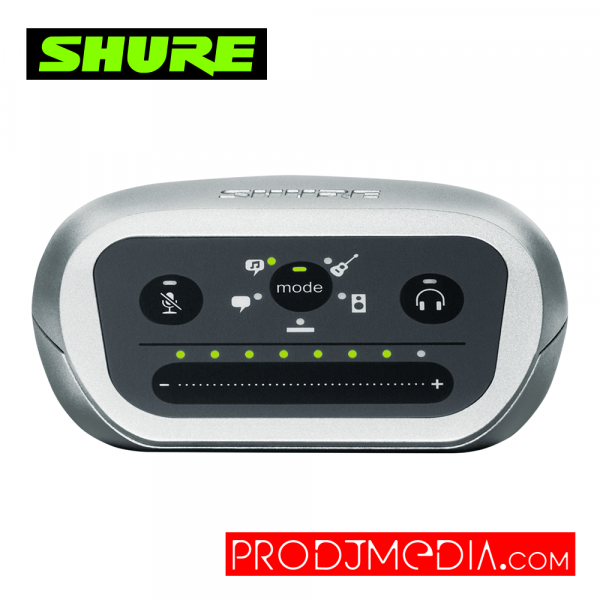Shure Interface MOTIV™ MVi
