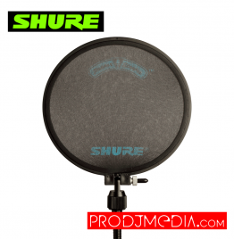 Shure PS-6 POPPER STOPPER™ Filtro Anti Pop