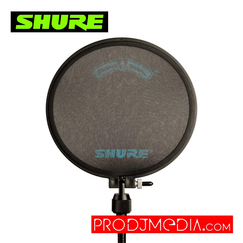 Shure PS-6 POPPER STOPPER™ Filtro Anti Pop