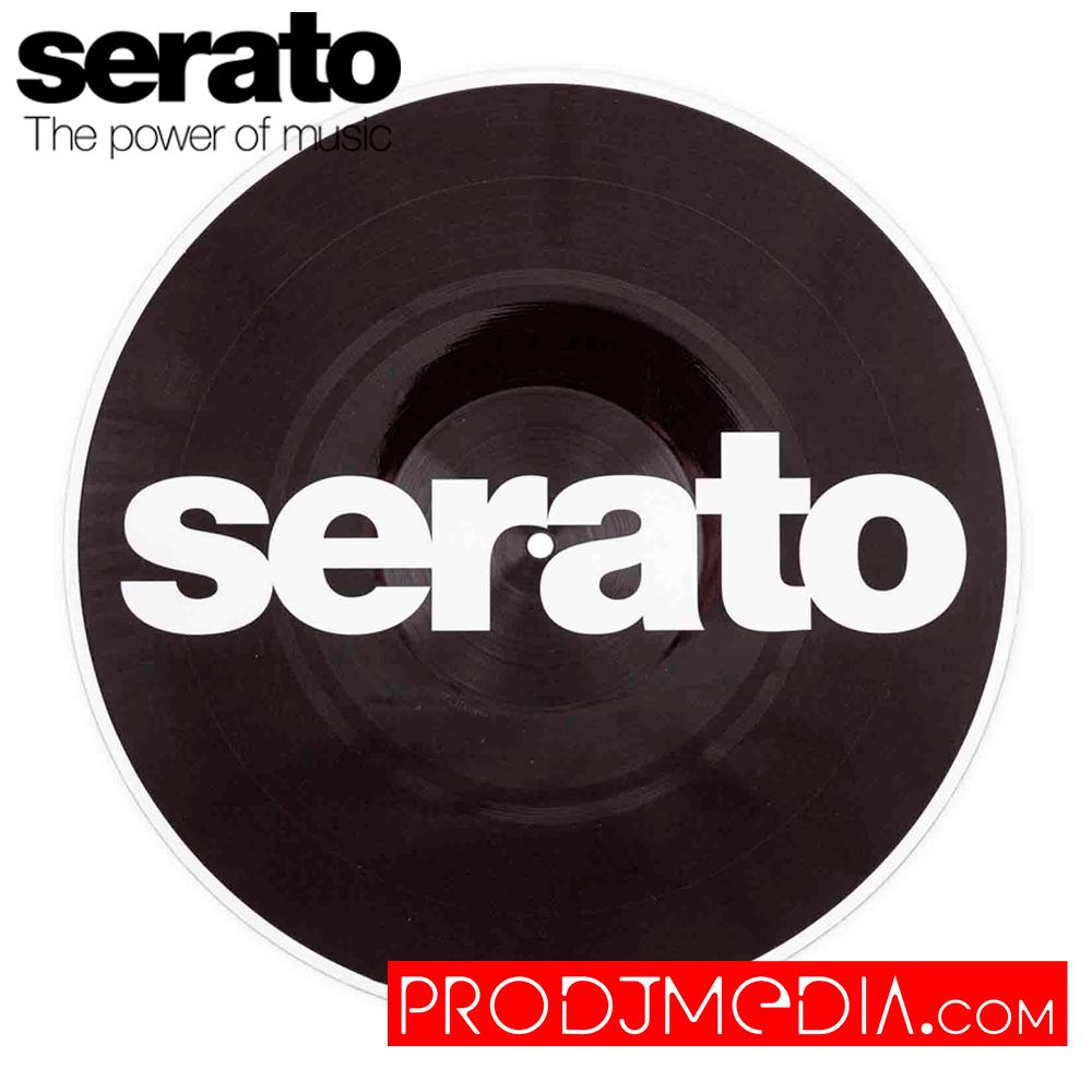 """Serato Logo Picture Disc Vinilo 12"""""""