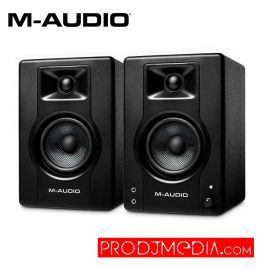 M-Audio BX3 Monitores 3.5""